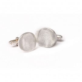 Chain & Disc (Double) Cufflinks