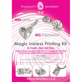 Magic Inkless Printing Kit for Hands, Feet and Paws
