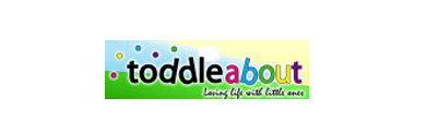 toddle about
