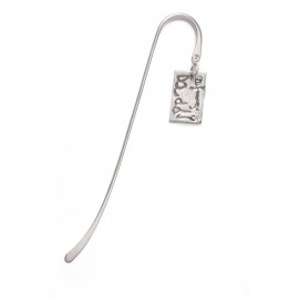 Bookmark with Medium Charm