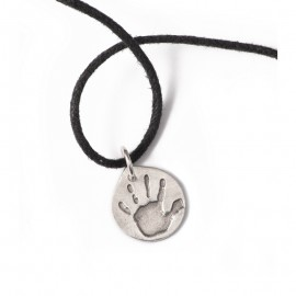 Quadruple Dog Tag with Four Standard Charms