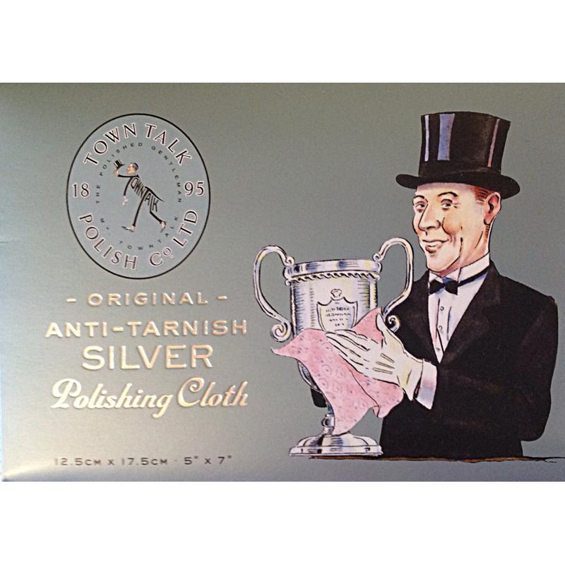 Silver Polishing Cloth – Large