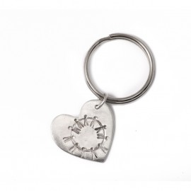 Large Single Keyring